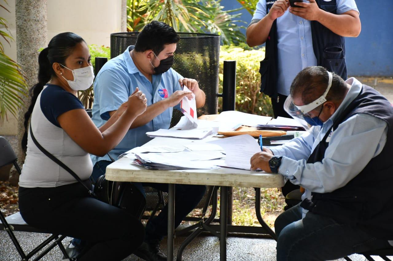 Photo of Continúan acciones de programa empleo temporal