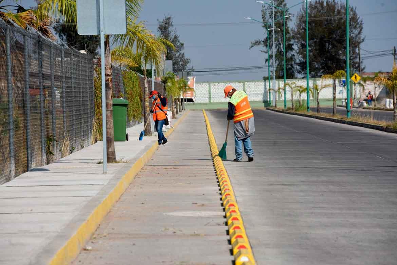 Photo of Mantienen servicios públicos trabajo operativo