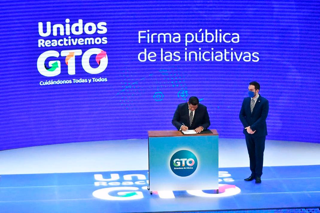 Photo of Presentan plan de acción 'Reactivemos Guanajuato'
