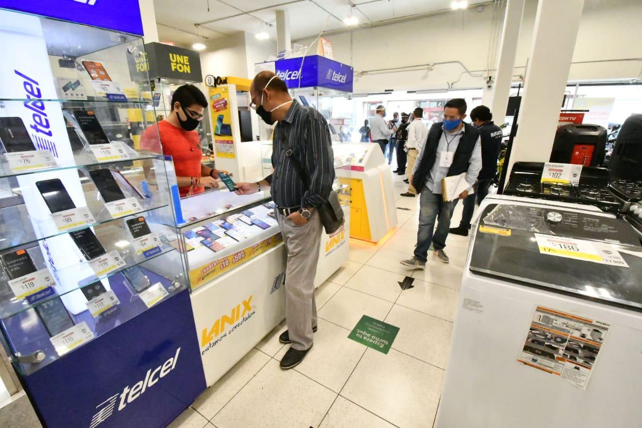 Photo of Piden a ciudadanos cuidarse para prevenir más contagios por coronavirus