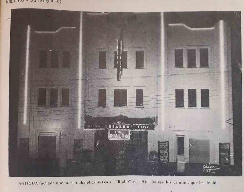 Photo of Cine Rialto marcó historia de entretenimiento en la ciudad