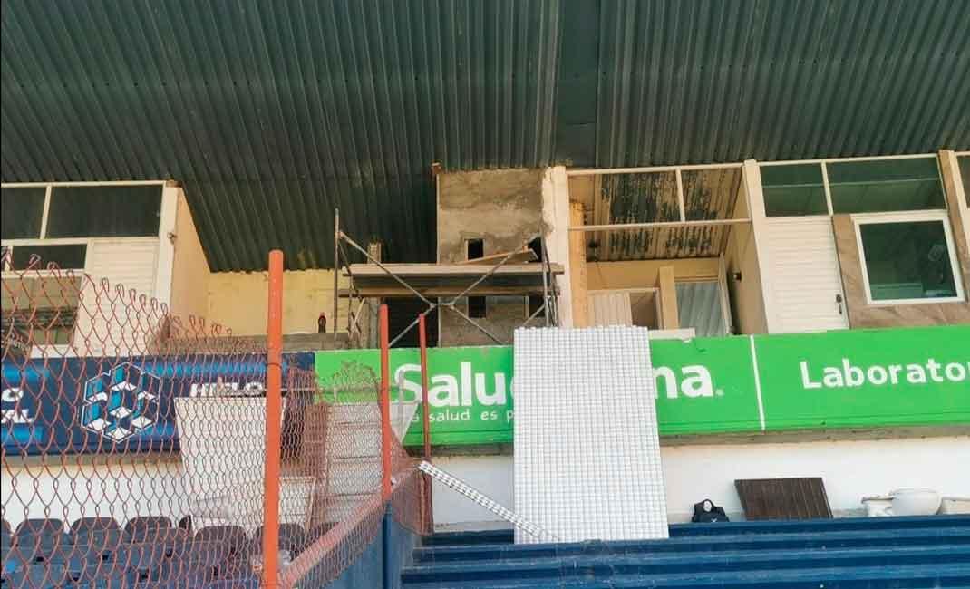 Photo of La Remodelación del estadio Sergio León Chávez, tiene preferencias