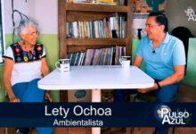 """Photo of PULSO AZUL entrevistando a Lety Ochoa """"Somos Naturaleza"""""""