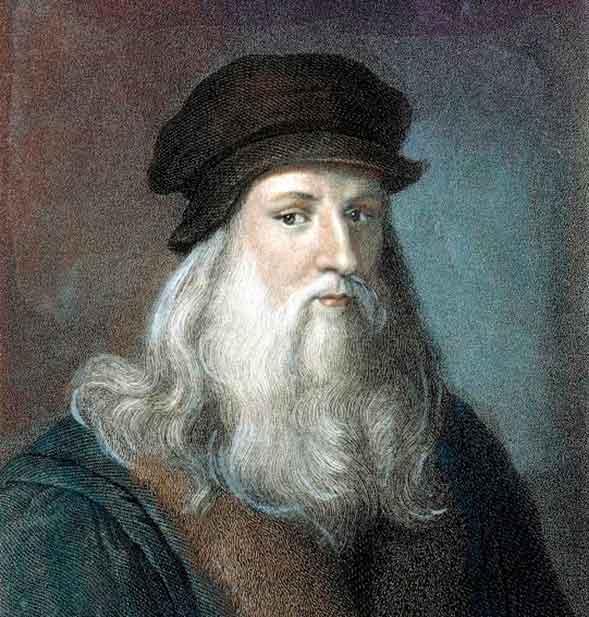 Photo of Leonardo da Vinci