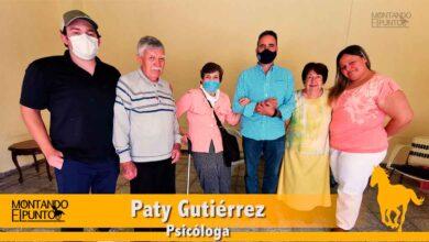 Photo of MONTANDO EL PUNTO Entrevistando a Psic. Paty Gutiérrez «Fortaleza Espiritual más que Física»