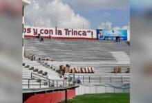 Photo of Paso perfecto de la nueva trinca fresera y por fin comenzó el abutacamiento del estadio Sergio León Chávez